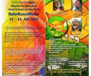 NaturKunstWoche  17. – 21. Juli 2017