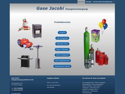 Gase Jacobi