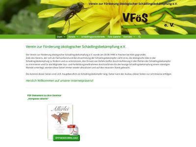 Webdesign – für Vfoes