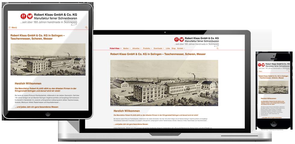 robert-klaas website