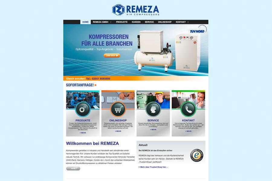 Reload Remeza Kompressoren aus Velbert